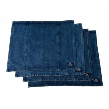 Camino de mesa Living Jeans
