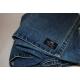 Delantal Living Jeans