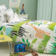 Funda Nórdica Reversible Wildlife Designers Guild