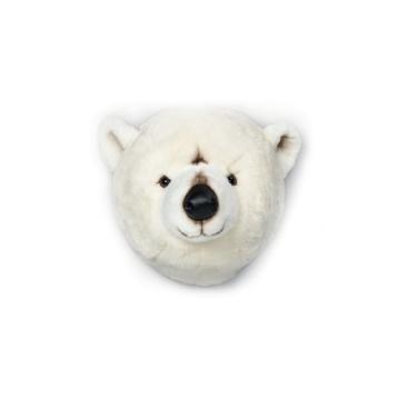 Cabeza de peluche Wild & Soft Oso Basile