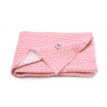 Colcha Lexington Authentic Star rosa