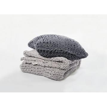 Manta lana gruesa Knitt MikMax