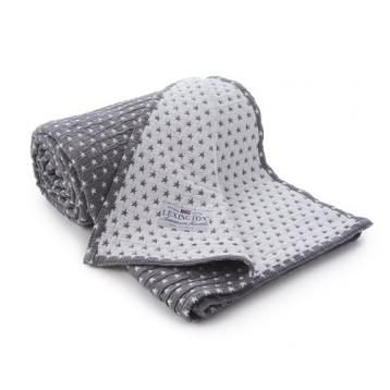 Colcha Lexington Authentic Star gris