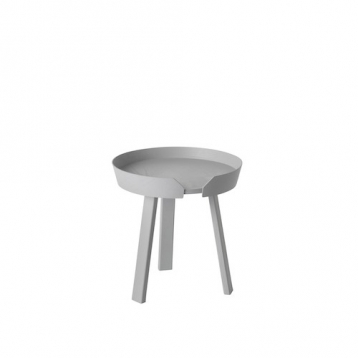 Mesa ARROUND COFFE TABLE de Muuto