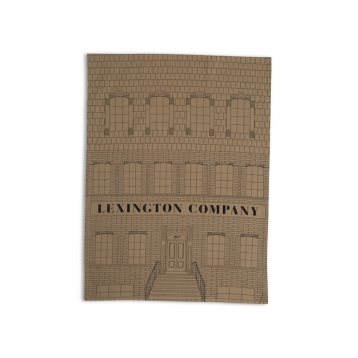 Drap Lexington House blanc