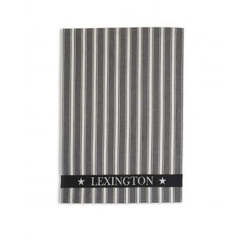 Mantel Lexington Striped Gris