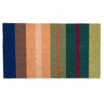 Felpudo Rayas Multicolor