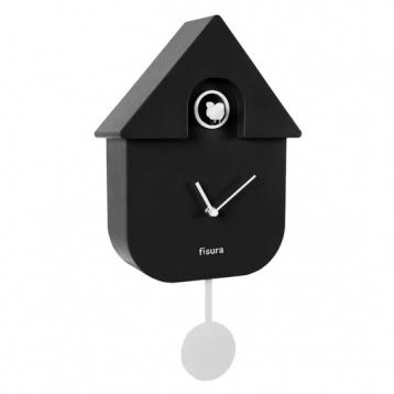Reloj Cuco casita negro