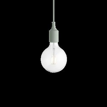 Lámpara E27 Muuto Verde